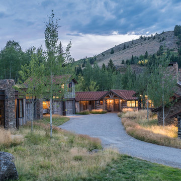 2016 Mountain Living House Of The Year Exterior