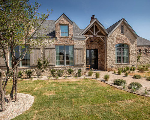 Rustic Exterior Design Ideas Remodels amp Photos With A
