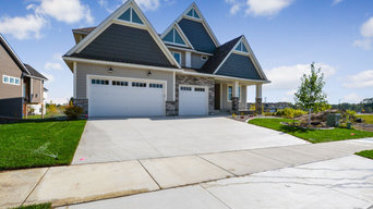 2019 Parade of Homes: Two-Story Family Home in Plymouth
