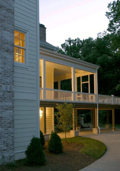 Traditional Exterior by Eric Stengel Architecture, llc