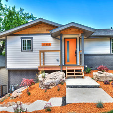 Contemporary Exterior by Work Shop Denver
