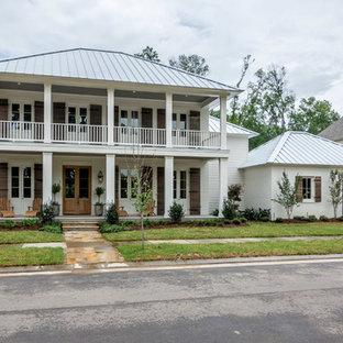 75 Popular New Orleans Exterior Home Design Ideas