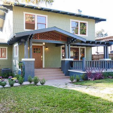 227 N Ivy Ave, Monrovia CA Craftsman House