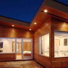 Modern Exterior by Architecture + Design