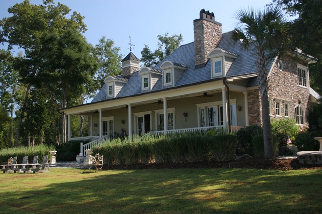 Traditional Exterior 2340 Bohicket Road