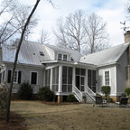 244 Tall Oak Road Traditional Exterior By Our Town Plans