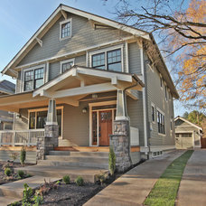 Craftsman Exterior by Dawkins Group at Keller Williams PDX Central