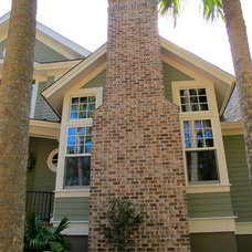 Traditional Exterior by Aldrich Incorporated