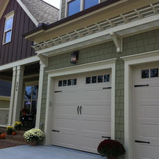Traditional Exterior by Kim Johnson Interiors