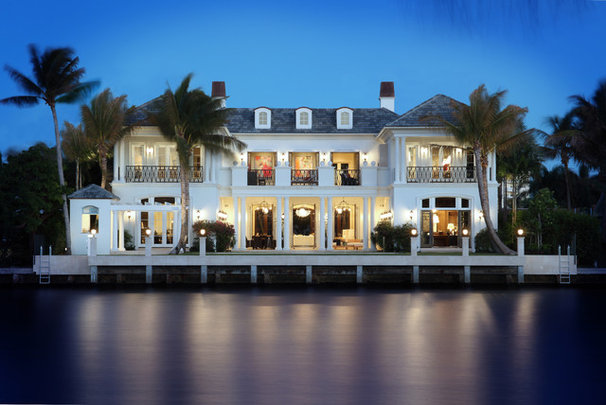 Traditional Exterior by Carlos Martin Architects, Inc.