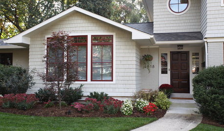 Exteriors on houzz tips from the experts for Home exterior makeover app