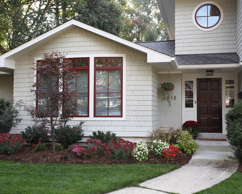 Front Door Landscaping Ideas Pictures Remodel And Decor