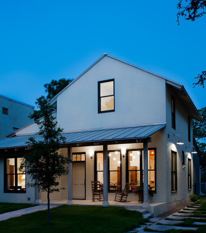contemporary exterior by OCO Architects, Inc.