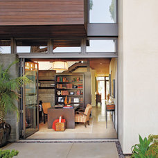 Contemporary Exterior by Kirkpatrick Architects
