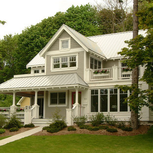 Revere Pewter Exterior Paint Houzz