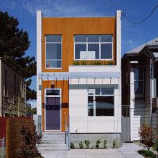 Modern Exterior by Verdigris