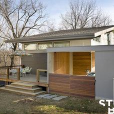 Modern Exterior by Studiobuild