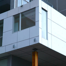 Contemporary Exterior by Surface Developments
