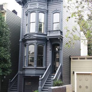 Dreistöckiges Klassisches Haus in San Francisco