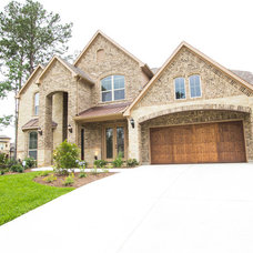 Traditional Exterior by J. Patrick Homes