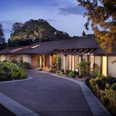 Midcentury Exterior by Angelo Cosentino   Real Estate   McGuire