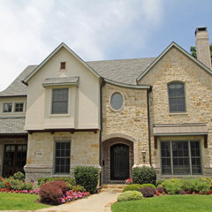 traditional exterior by McReynolds Designs