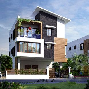 Inredning av ett asiatiskt hus
