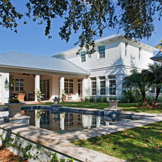 Traditional Exterior by Stofft Cooney Architects