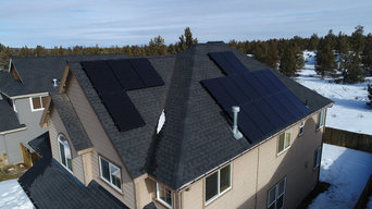 4.5kW Grid-Tied Photovoltaic System - Bend