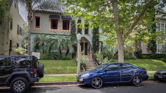 415 Sycamore Ave, Los Angeles, CA - Art Deco Apartments