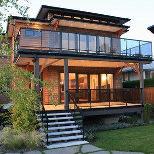 Balcony Railing Cover Ideas Houzz