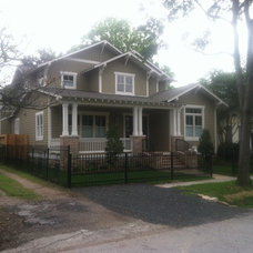 Traditional Exterior by JnT Homes