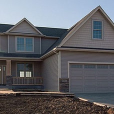 Craftsman Exterior by Premier Custom Homes