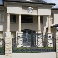 Traditional Exterior by Kohliron