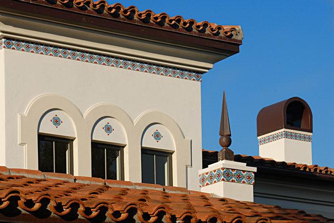 Mediterranean Exterior by Torre Construction & Development