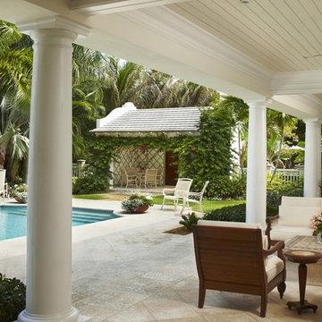 525 Palm Way - Gulf Stream - Florida - Wietsma Lippolis Construction