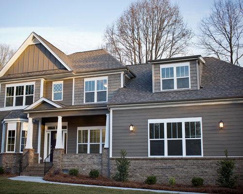 1 Craftsman Brainstorm Bronze Exterior Home Design Ideas