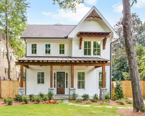 Traditional Exterior Home Design Ideas, Remodels & Photos
