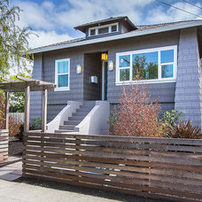 Craftsman Exterior by The Home Co.