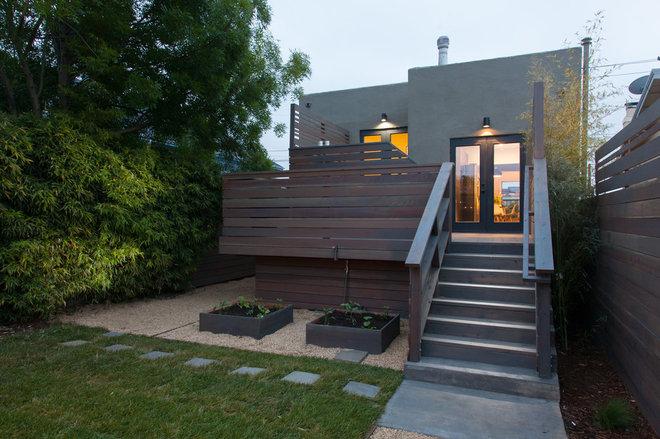 Modern Exterior by baranstudio : architecture