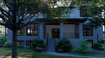 6 Bedroom Modern Contemporary Home