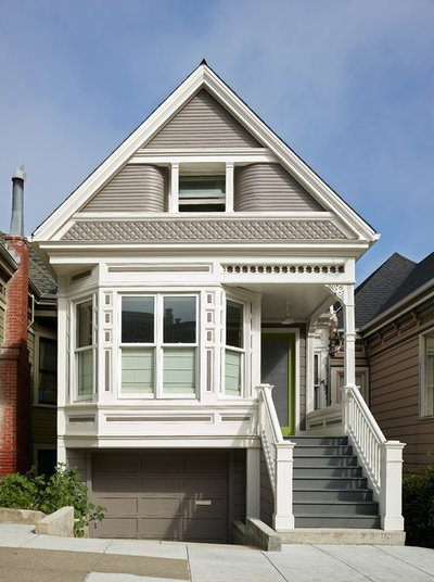 Victorian Exterior by Art of Construction Inc