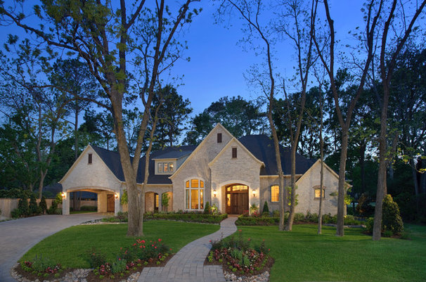 Traditional Exterior by Heavenly Homes