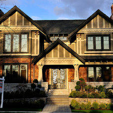 Traditional Exterior by Tavan Group
