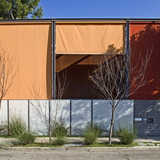 Industrial Exterior by Ehrlich Architects