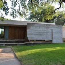 Modern Exterior by Scheer & Co.