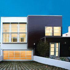 Modern Exterior by Bondanelli Design Group, Inc.