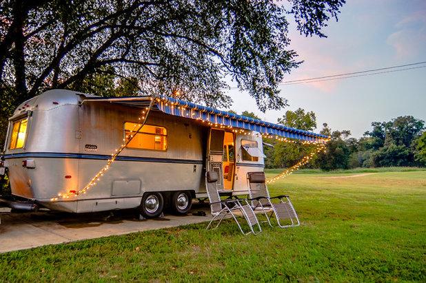 Idee Per Interni Roulotte : 12 idee arredo per il restyling di caravan o roulotte