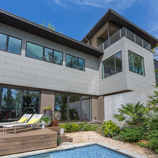 Contemporary Exterior by TaC studios, architects