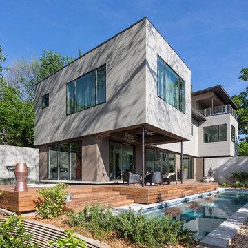 765 studio/residence, a modern residence in Atlanta, Georgia
